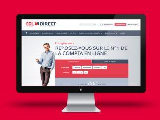 comptablle en ligne ecl direct