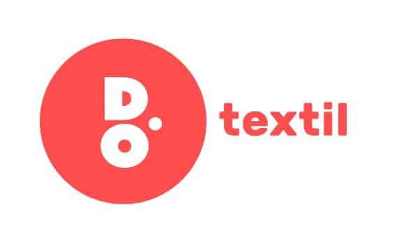 Logo de DeoTextile, entreprise spécialisée dans la conception de vêtements publicitaires