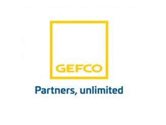Logo de l'entreprise de logistique et de transport GEFCO