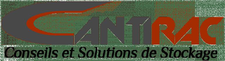Logo de la société Cantirac, conseils et solutions de stockage