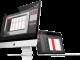 Logiciel d'informatique Khubeo affiché sur un écran d'ordinateur fixe et portable