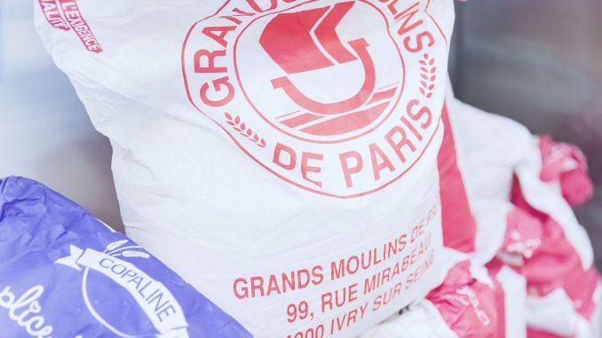 Grands moulins de paris sac de farine